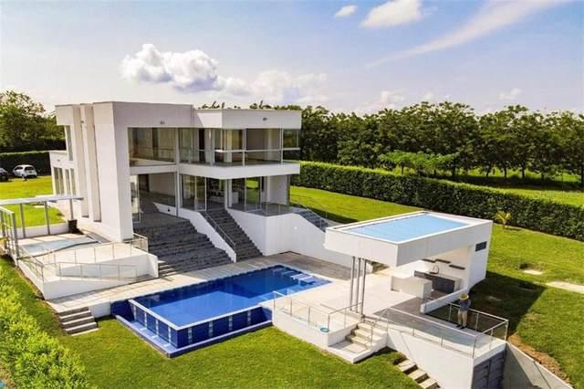 SALIDA 4 Via La Virginia Condominio Capri Casa 2, PEREIRA, OC 00000 (MLS #OM617006) :: Team Bohannon Keller Williams, Tampa Properties