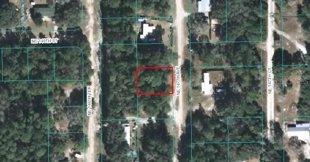00 NE 147TH Avenue, Fort Mc Coy, FL 32134 (MLS #OM617109) :: Everlane Realty