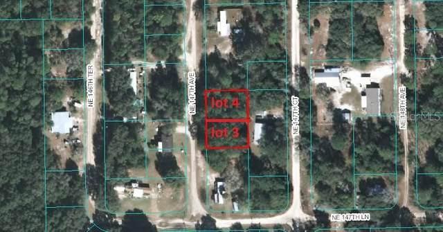 00 NE 147TH Avenue, Fort Mc Coy, FL 32134 (MLS #OM617127) :: Everlane Realty