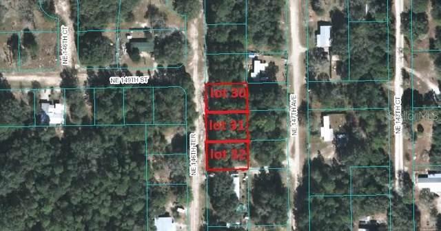 00 NE 146TH Terrace, Fort Mc Coy, FL 32134 (MLS #OM617128) :: Everlane Realty