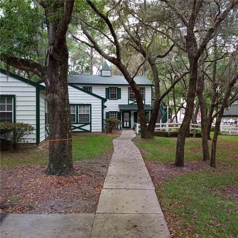 7911 Midway Drive Terrace F101, Ocala, FL 34472 (MLS #OM617196) :: Visionary Properties Inc