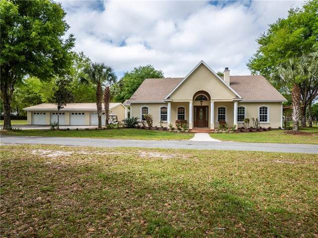 16800 NE 148TH TERRACE Road, Fort Mc Coy, FL 32134 (MLS #OM617456) :: RE/MAX Marketing Specialists
