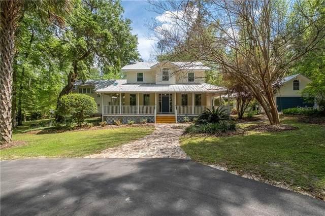 21501 NW 75TH AVENUE Road, Micanopy, FL 32667 (MLS #OM617488) :: Vacasa Real Estate