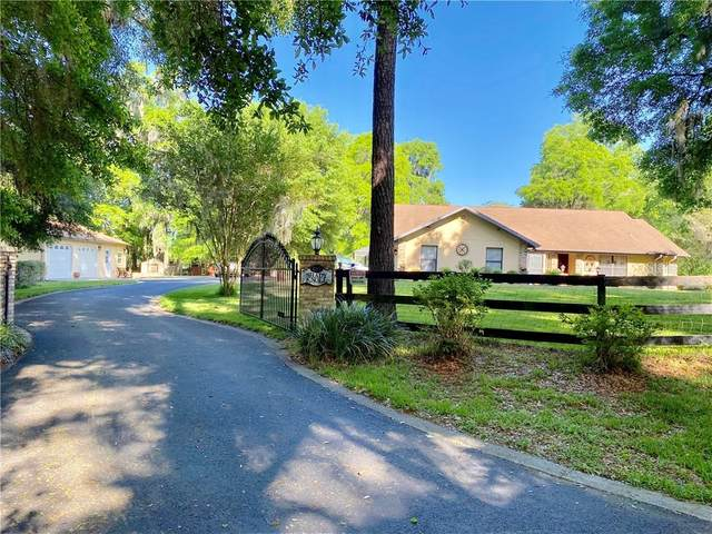 1775 SW 87TH Place, Ocala, FL 34476 (MLS #OM617541) :: Gate Arty & the Group - Keller Williams Realty Smart