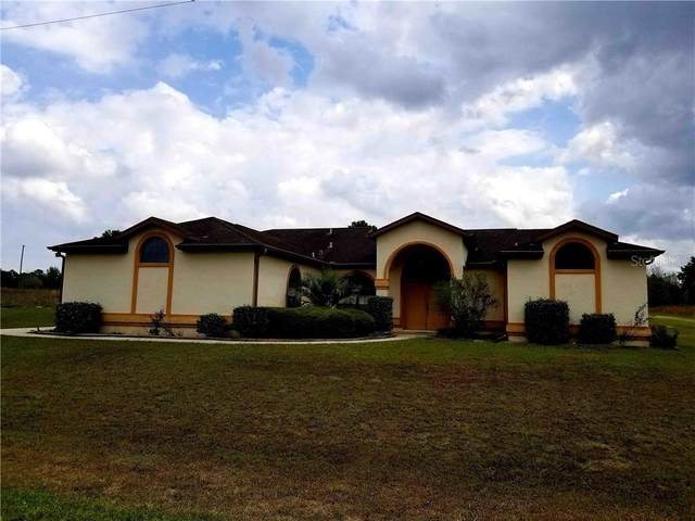 10195 SW 132ND Avenue, Dunnellon, FL 34432 (MLS #OM617716) :: Rabell Realty Group