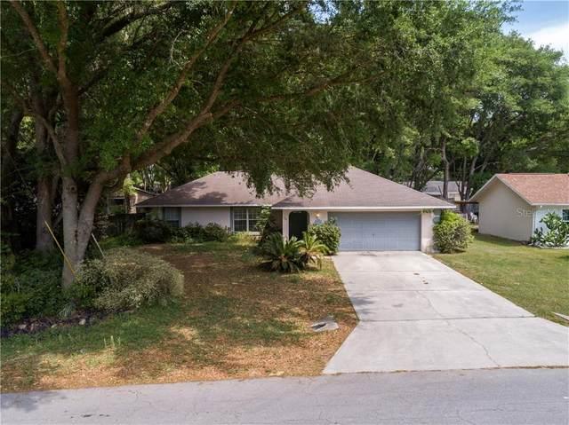 78 Teak Loop SE, Ocala, FL 34472 (MLS #OM617805) :: McConnell and Associates