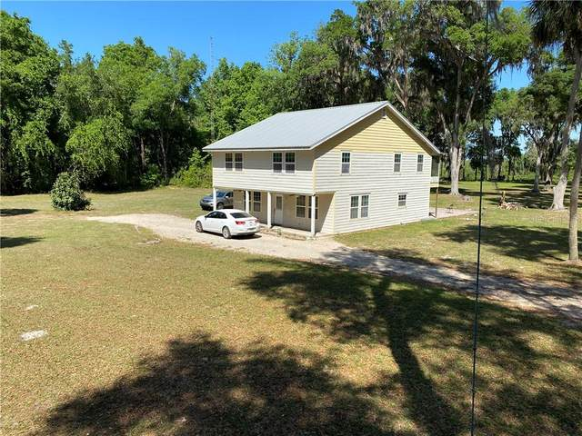 19189 NE 9TH Avenue, Citra, FL 32113 (MLS #OM617830) :: Better Homes & Gardens Real Estate Thomas Group