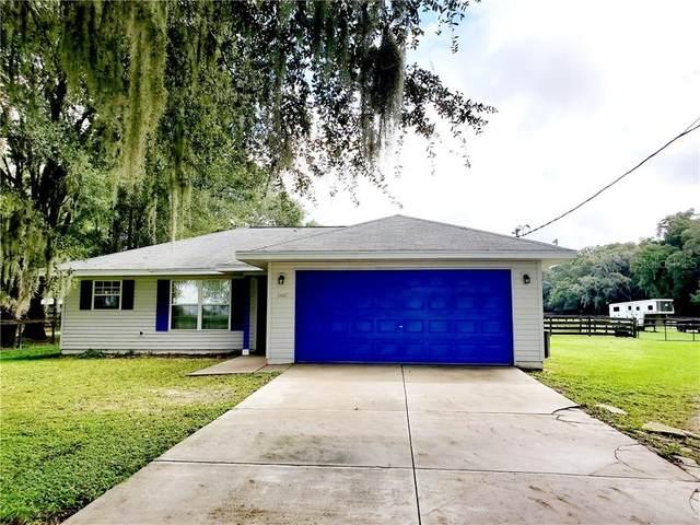 8441 NW 150 Avenue, Morriston, FL 32668 (MLS #OM617860) :: Team Borham at Keller Williams Realty