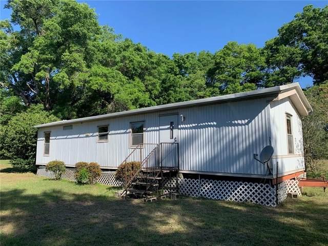 395 NE 155TH STREET Road, Citra, FL 32113 (MLS #OM617878) :: Vacasa Real Estate