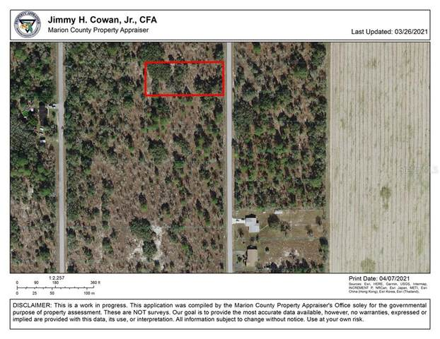 0 SW Viburnum Rd, Dunnellon, FL 34431 (MLS #OM617968) :: Armel Real Estate