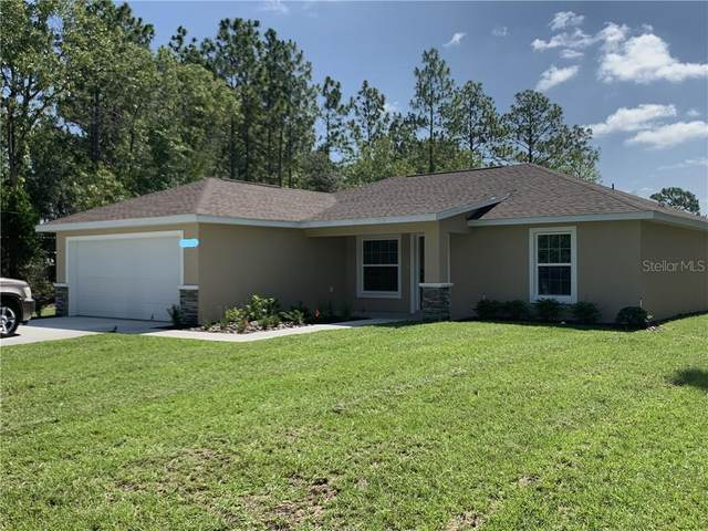 12130 SW 87TH Terrace, Belleview, FL 34420 (MLS #OM618005) :: Griffin Group