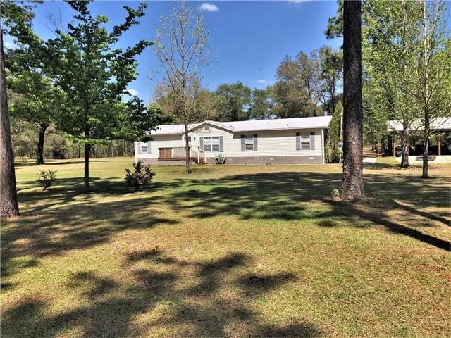 13931 SE 80TH STREET Street, Morriston, FL 32668 (MLS #OM618031) :: Team Borham at Keller Williams Realty