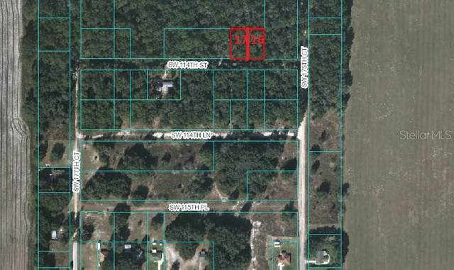 00 SW 114TH Street, Dunnellon, FL 34432 (MLS #OM618109) :: The Lersch Group