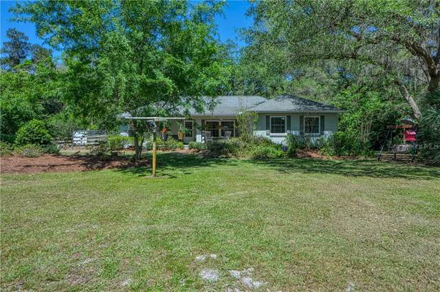 775 SE Highway 42, Summerfield, FL 34491 (MLS #OM618111) :: The Kardosh Team