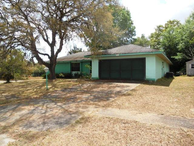 2414 W Eric Dr, Citrus Springs, FL 34434 (MLS #OM618139) :: Griffin Group