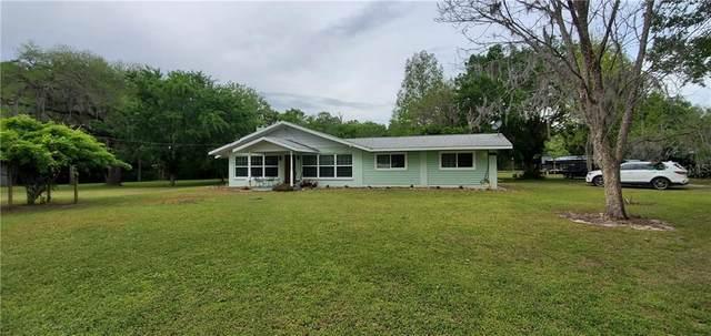 3850 SE County Road 326, Morriston, FL 32668 (MLS #OM618162) :: Team Borham at Keller Williams Realty