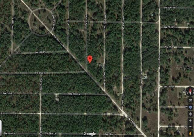 TBD SW 105TH AVE Terrace, Ocala, FL 34481 (MLS #OM618188) :: Pristine Properties