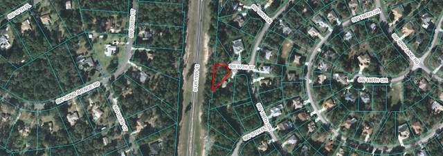 0 Sw 97Th Street, Dunnellon, FL 34432 (MLS #OM618235) :: Godwin Realty Group