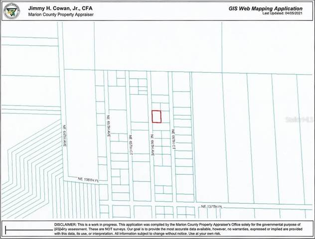 TBD NE 66TH Avenue, Citra, FL 32113 (MLS #OM618239) :: Everlane Realty