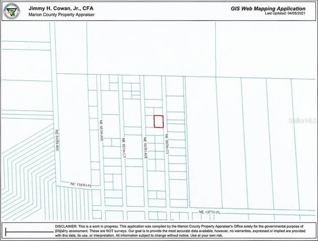 TBD NE 66 Court, Citra, FL 32113 (MLS #OM618253) :: Everlane Realty