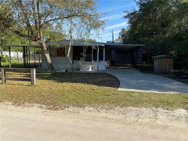 24825 NE 135TH Street, Fort Mc Coy, FL 32134 (MLS #OM618269) :: Better Homes & Gardens Real Estate Thomas Group
