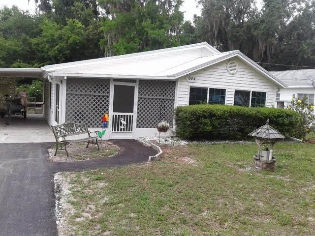 904 Cr 482D, Lake Panasoffkee, FL 33538 (MLS #OM618277) :: Dalton Wade Real Estate Group