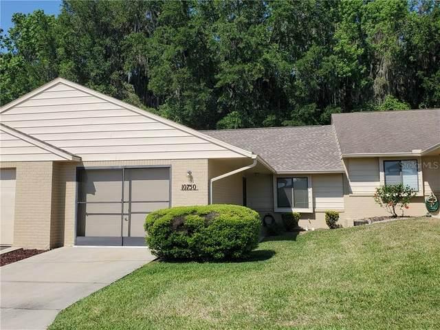 10750 SE 50TH Avenue, Belleview, FL 34420 (MLS #OM618306) :: Zarghami Group