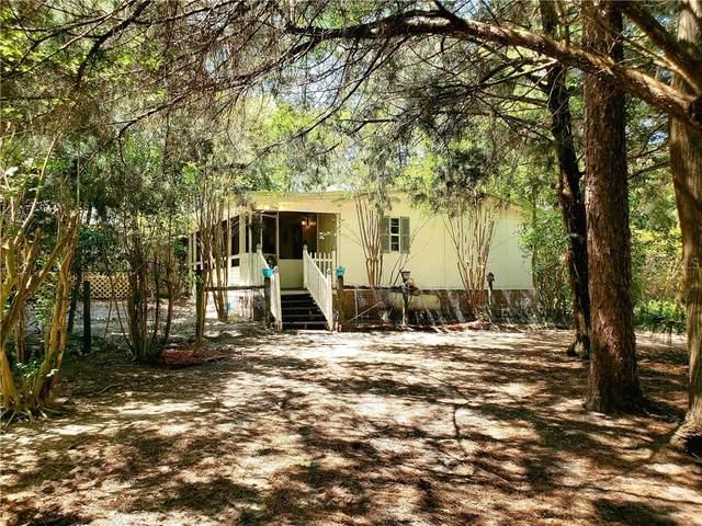 150 NE 135 Court, Williston, FL 32696 (MLS #OM618317) :: Griffin Group