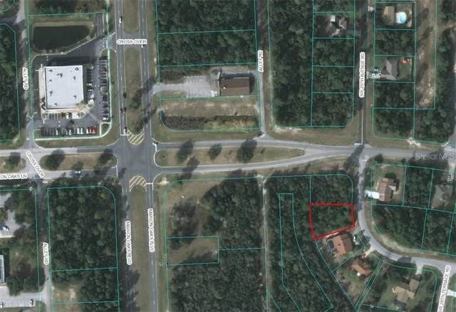 TBD SW 29 AVENUE Road, Ocala, FL 34473 (MLS #OM618335) :: Dalton Wade Real Estate Group