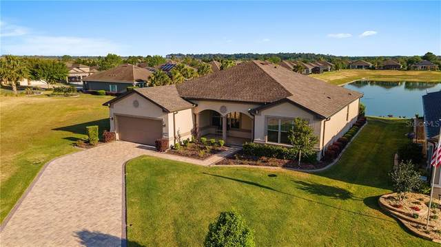 9983 SW 76TH PLACE Road, Ocala, FL 34481 (MLS #OM618350) :: Griffin Group