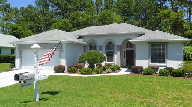 11561 SW 72ND Circle, Ocala, FL 34476 (MLS #OM618371) :: Frankenstein Home Team