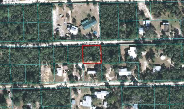 00 NE 235TH Street, Fort Mc Coy, FL 32134 (MLS #OM618389) :: Southern Associates Realty LLC
