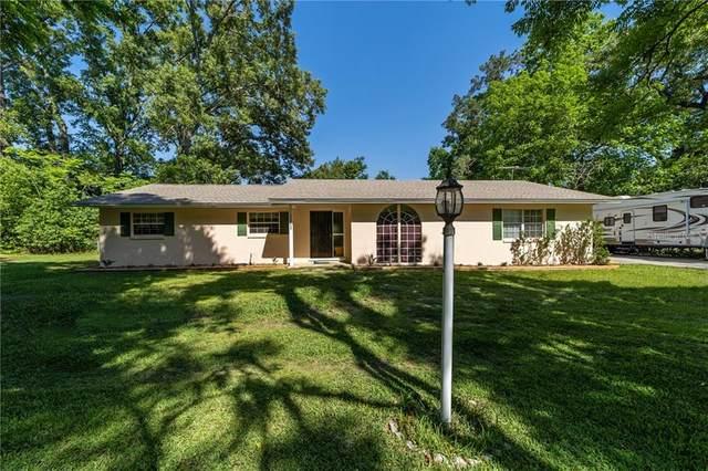 1215 SE 40TH Court, Ocala, FL 34471 (MLS #OM618409) :: Better Homes & Gardens Real Estate Thomas Group