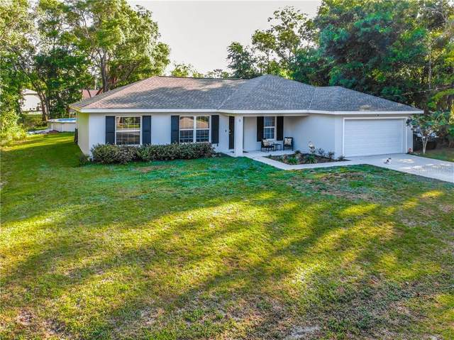 9 Pecan Pass Terrace, Ocala, FL 34472 (MLS #OM618411) :: The Duncan Duo Team