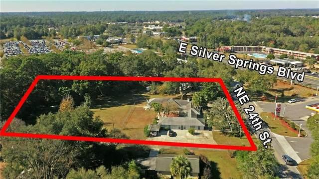5208 NE 24TH Street, Ocala, FL 34470 (MLS #OM618412) :: Gate Arty & the Group - Keller Williams Realty Smart