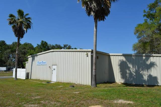 21051 NE Hwy 27, Williston, FL 32696 (MLS #OM618450) :: CGY Realty