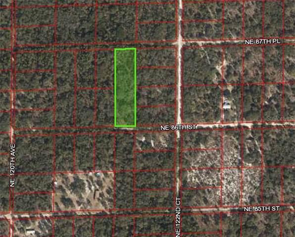 12171 NE 86TH Street, Bronson, FL 32621 (MLS #OM618456) :: Sarasota Property Group at NextHome Excellence