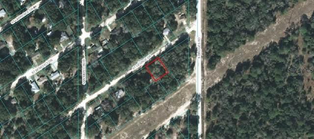 00 St George Drive, Dunnellon, FL 34432 (MLS #OM618460) :: The Lersch Group