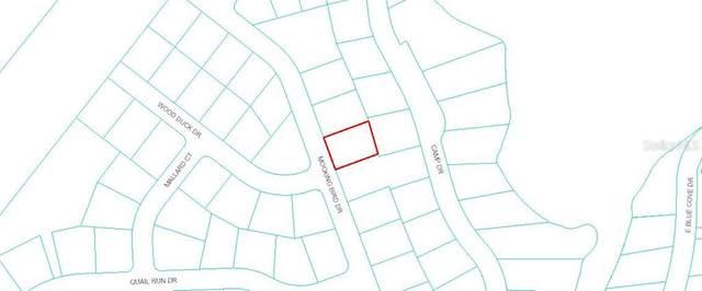 Mockingbird Drive, Dunnellon, FL 34432 (MLS #OM618464) :: Armel Real Estate