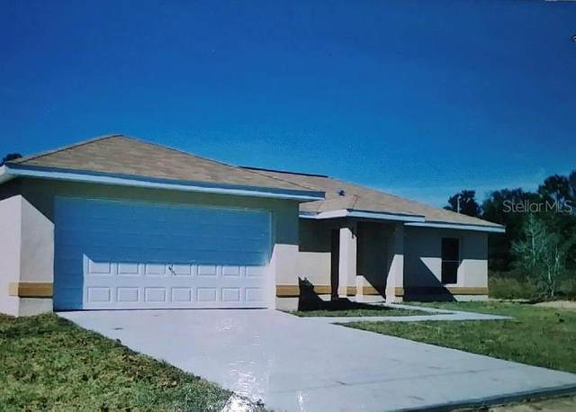 898 NW 55TH Avenue, Ocala, FL 34482 (MLS #OM618468) :: Pepine Realty