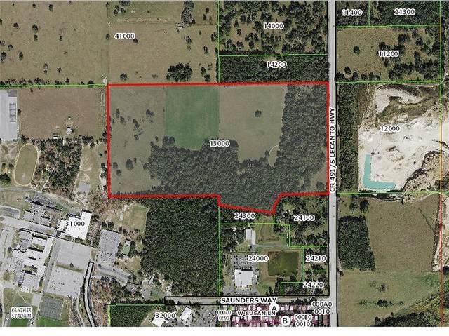 2448 S Lecanto Highway, Lecanto, FL 34461 (MLS #OM618508) :: Lockhart & Walseth Team, Realtors