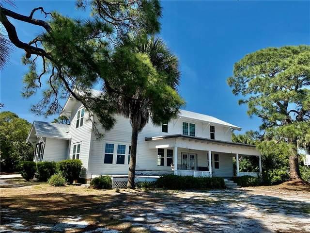 16467 SW Airport Road, Cedar Key, FL 32625 (MLS #OM618527) :: Everlane Realty