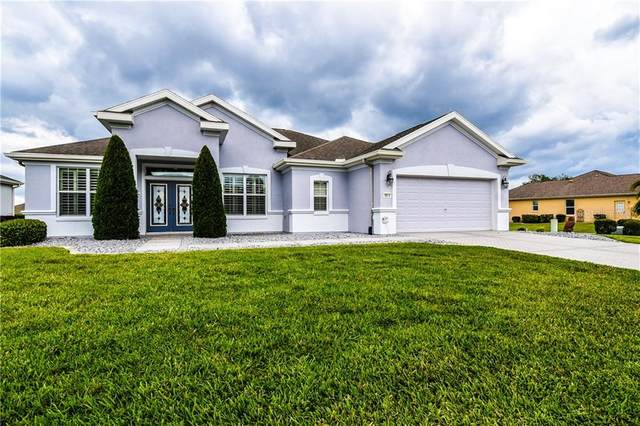 9816 SE 125TH Lane, Summerfield, FL 34491 (MLS #OM618528) :: Lockhart & Walseth Team, Realtors