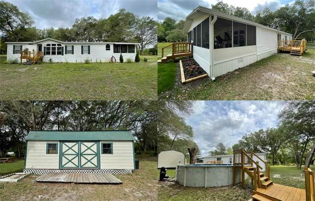 21970 SE 63RD Place, Morriston, FL 32668 (MLS #OM618552) :: The Light Team