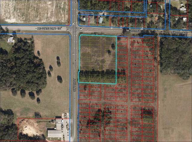 TBD NE 41 Highway, Williston, FL 32696 (MLS #OM618557) :: The Light Team