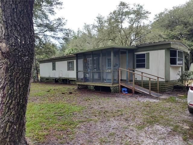 16310 NE 138TH Avenue, Fort Mc Coy, FL 32134 (MLS #OM618558) :: Everlane Realty