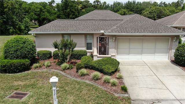 7217 SW 115TH Place, Ocala, FL 34476 (MLS #OM618567) :: The Paxton Group