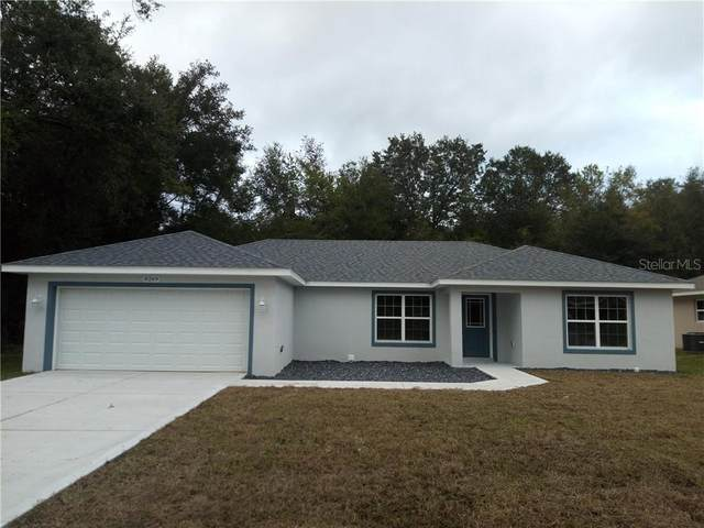 9463 SE 162ND Street, Summerfield, FL 34491 (MLS #OM618592) :: Lockhart & Walseth Team, Realtors