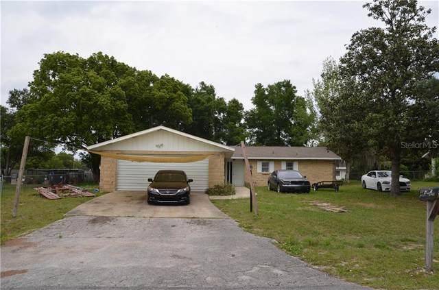 313 Bahia Track, Ocala, FL 34472 (MLS #OM618603) :: Florida Real Estate Sellers at Keller Williams Realty
