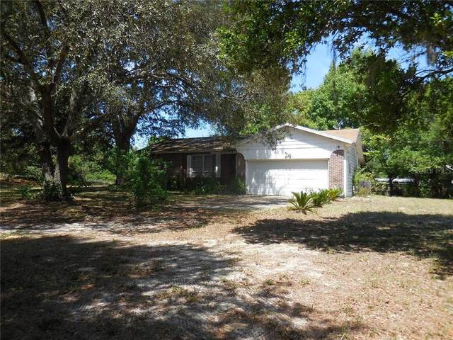 1560 NE State Road 121, Williston, FL 32696 (MLS #OM618610) :: The Light Team